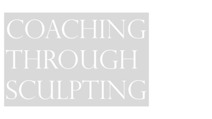 Coaching with Sculpting - logo formated left justified